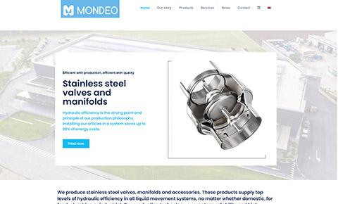 www.mondeovalves.com
