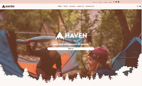 haventents.com