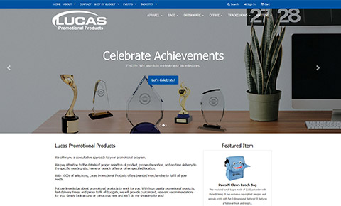 www.lucaspromotionalproducts.com