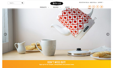 bellahousewares.com