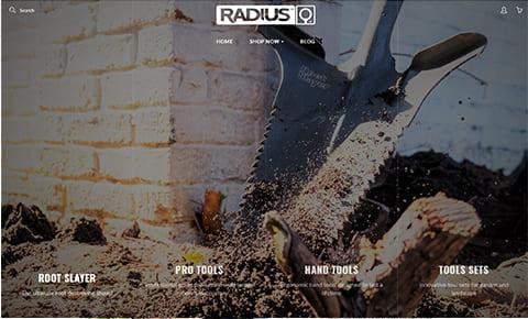 radiusgarden.com