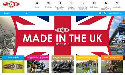 wicksteed.co.uk