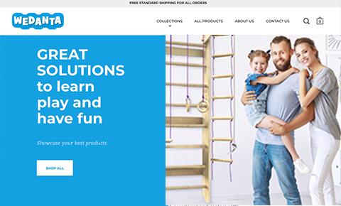 www.wedantakids.com