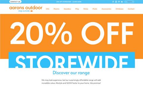 www.aaronsoutdoor.com.au