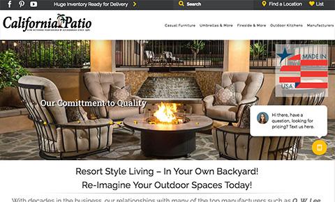 californiapatio.com