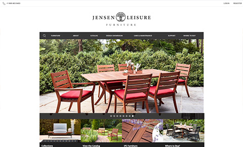 www.jensenleisurefurniture.com