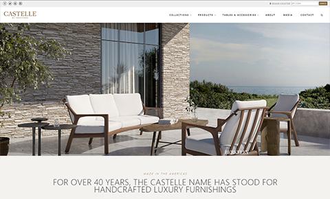 castellefurniture.com