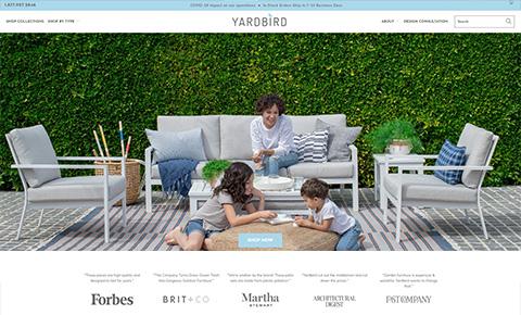 yardbird.com