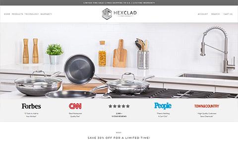 hexclad.com